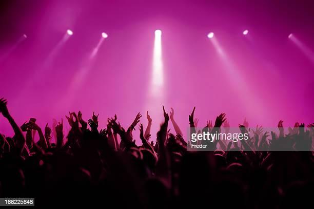 concert in pink