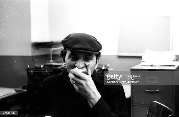 Concert promoter Bill Graham poses for a portrait in 1967 in San Francisco California