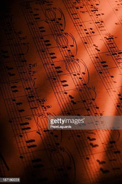 Score de concert