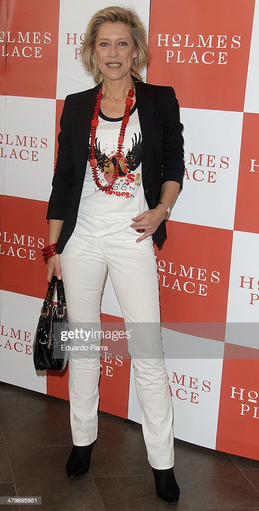 Concha Galan attends 'iDance' opening photocall at Holmes Palace on March 21, 2014 in Madrid, Spain.