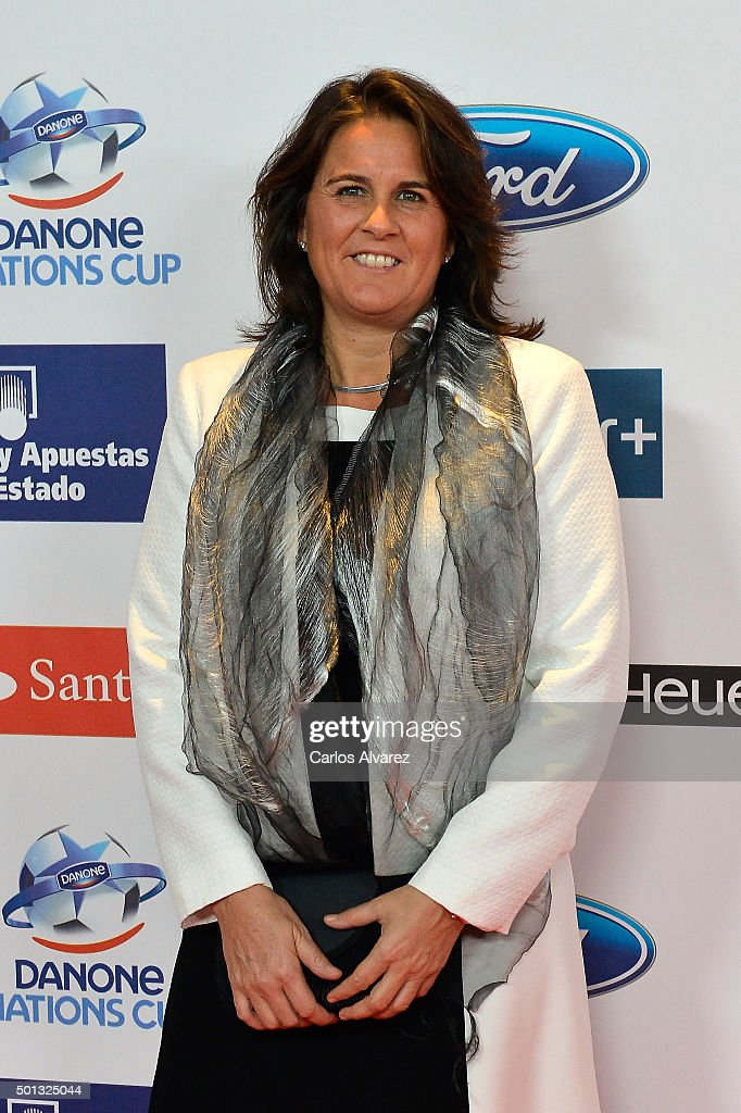 <a gi-track='captionPersonalityLinkClicked' href=/galleries/search?phrase=Conchita+Martinez&family=editorial&specificpeople=184563 ng-click='$event.stopPropagation()'>Conchita Martinez</a> attends the 2015 'AS Del Deporte' Awards at The Westin Palace Hotel on December 14, 2015 in Madrid, Spain.