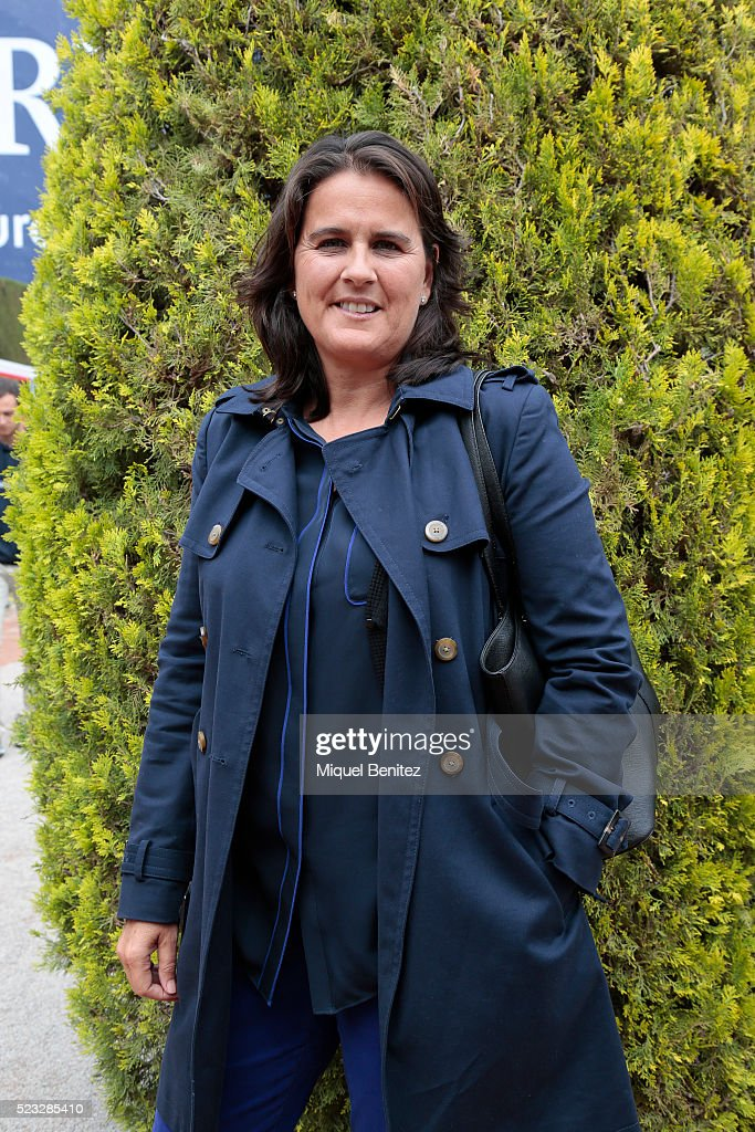 <a gi-track='captionPersonalityLinkClicked' href=/galleries/search?phrase=Conchita+Martinez&family=editorial&specificpeople=184563 ng-click='$event.stopPropagation()'>Conchita Martinez</a> attends the Barcelona Open Banc Sabadell, 64th Conde de Godo Trophy at Real Club de Tenis Barcelona on April 22, 2016 in Barcelona, Spain.