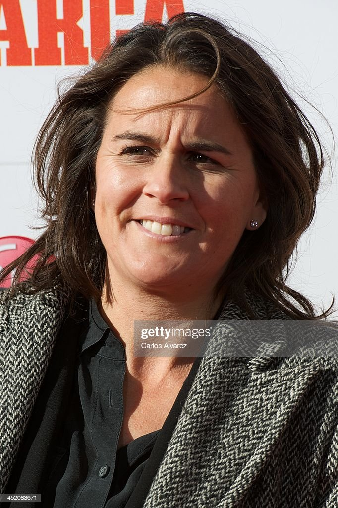 <a gi-track='captionPersonalityLinkClicked' href=/galleries/search?phrase=Conchita+Martinez&family=editorial&specificpeople=184563 ng-click='$event.stopPropagation()'>Conchita Martinez</a> attends the 'Marca' award 75th anniversary at the Callao cinema on November 26, 2013 in Madrid, Spain.