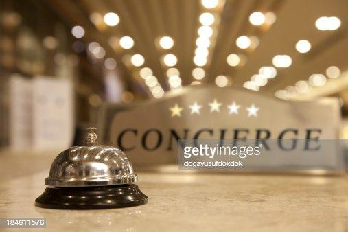 Concierge Bell