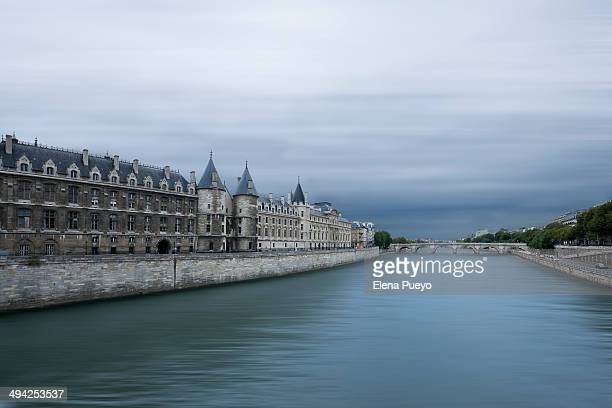 Conciergerie and Seine River