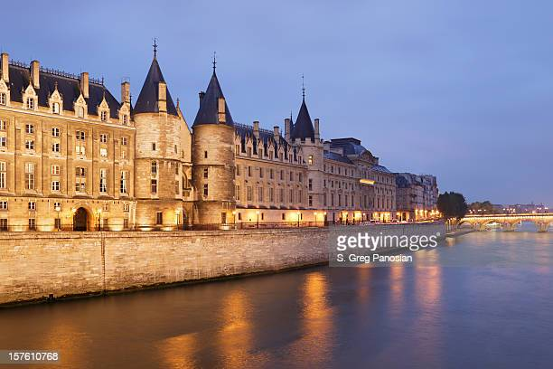 Conciergerie at Night