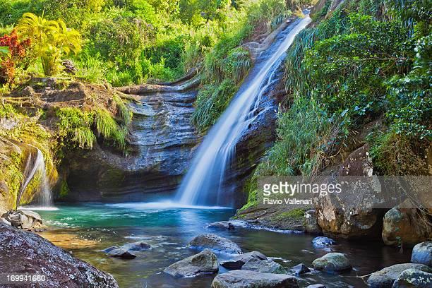 Concord Fall, Grenada W.I.