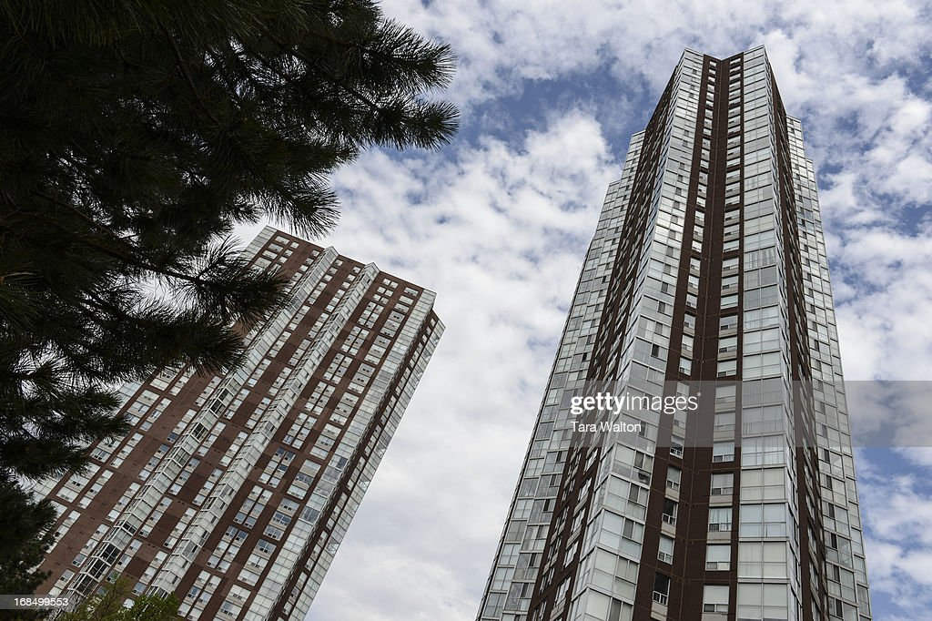 Concorde Place. A strike by members of the International Union of Elevator Constructors means residents of 7 Concorde Place, a 37-storey condo tower that currently has 3 of its 4 elevators out of service, have to wait for up to half an hour to get up to their homes.