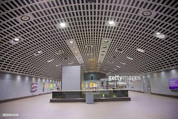 Concourse of Atlanta train station