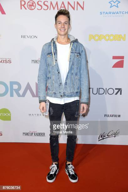 ConCrafter attends the Stylorama on November 18 2017 in Dortmund Germany