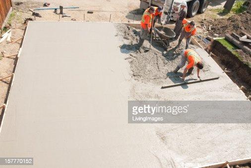 Concrete Crew