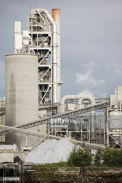 Cement Factory Stock Photos And Pictures