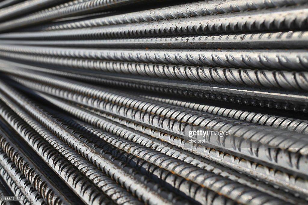 Concrete reinforcement steel