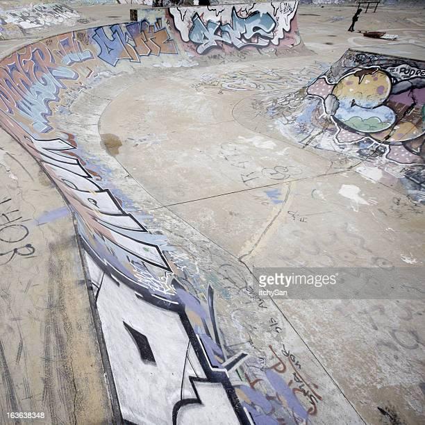 Betão Parque de skate