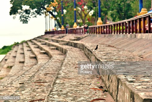Escadas de Cimento : Foto de stock