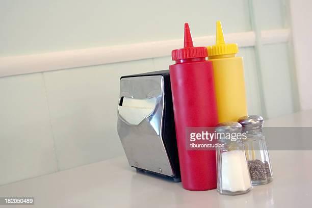 Condiment Diner Essentials
