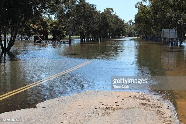 Condobolin flood, 2016.