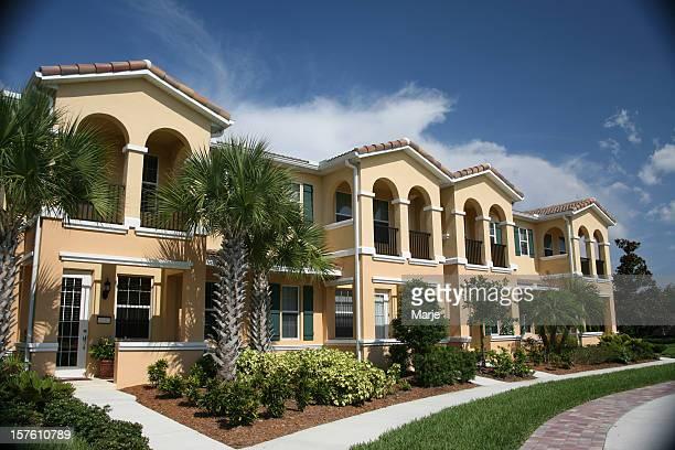 Condominium Complex in the Tropics