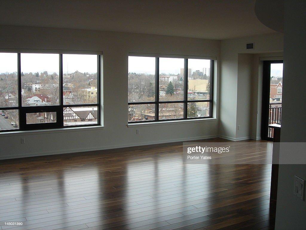 Condominium in Denver : Stock Photo