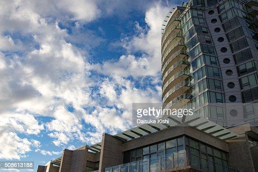 A Condominium in Vancouver : Stock Photo