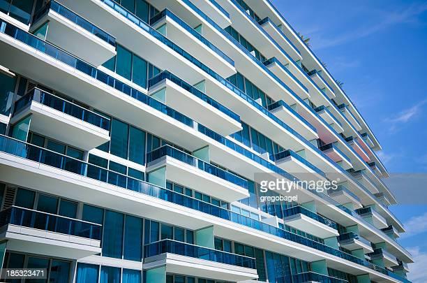Condominium tower in Miami, FL