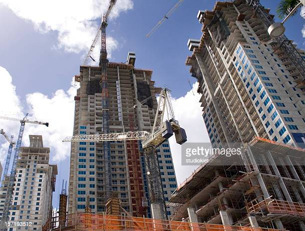Condos and Apartments Rising in Miami