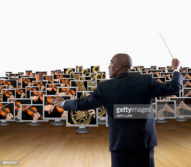 Conducting An Orchestra of Computers