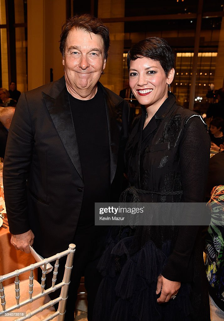 Conductor David Newman attends New York Philharmonic's Spring Gala, A John Williams Celebration at David Geffen Hall on May 24, 2016 in New York City.