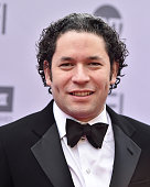 Conductor Gustavo Dudamel arrives at the 44th AFI Life Achievement Awards Gala Tribute to John Williams at Dolby Theatre on June 9 2016 in Hollywood...