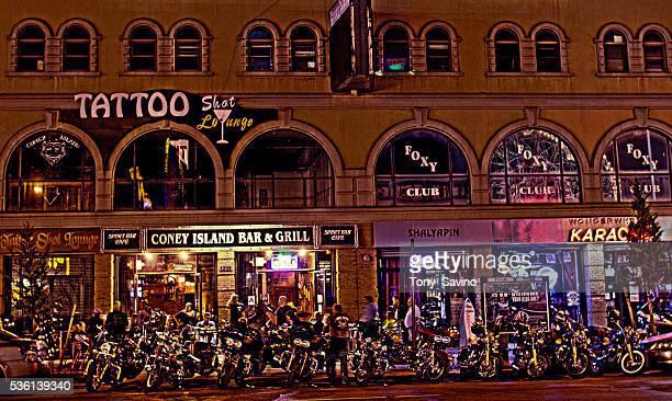Coney Island Brooklyn NY Coney Island Bar Grill Photo Tony Savino
