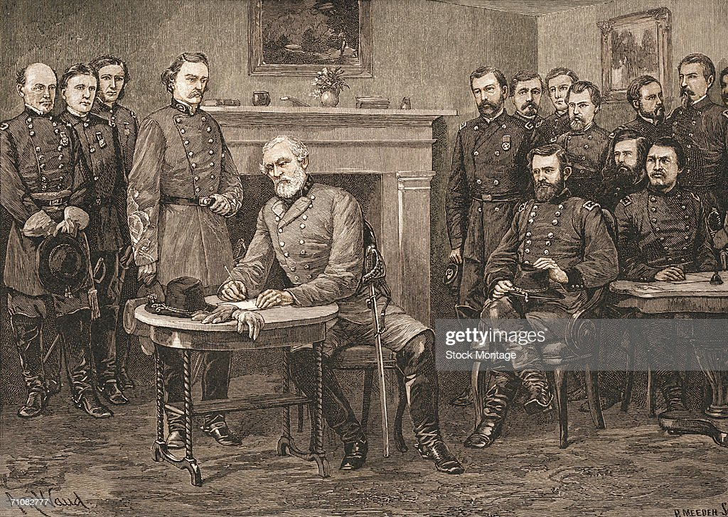 a comparison of generals ulysses s grant and robert e lee in the american civil war Grant and lee: a study in contrast hen ulysses s grant and robert e lee met in the parlor of a modest house at appomattox court house these men were bringing the civil war to its virtual finish to be sure, other armies had yet to surrender.