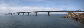 Confederation Bridge over the Northumberland Strait