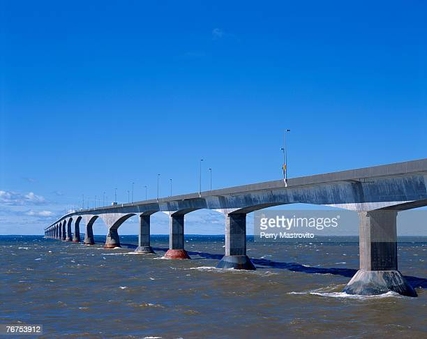 Confederation Bridge, Prince Edward Island, Canada
