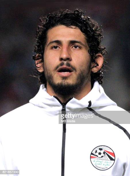 Confederation of African Football World Cup Fifa Russia 2018 Qualifier / 'nEgypt National Team Preview Set 'nAhmed ElSayed Hegazy
