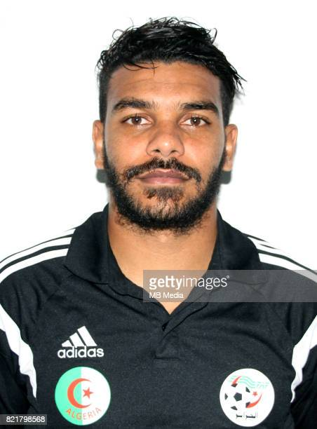 Confederation of African Football World Cup Fifa Russia 2018 Qualifier / 'nAlgeria National Team Preview Set 'nEl Arbi Hillel Soudani