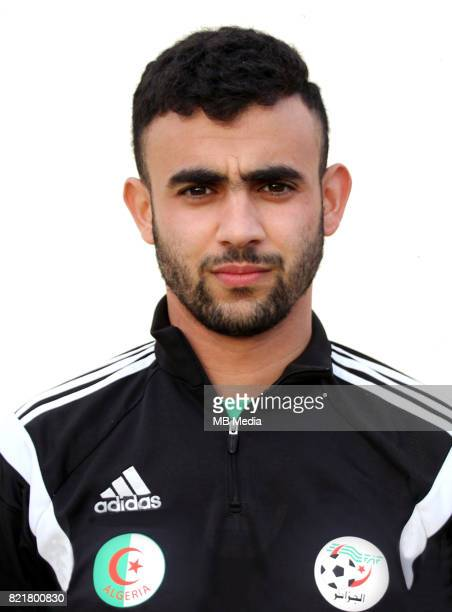 Confederation of African Football World Cup Fifa Russia 2018 Qualifier / 'nAlgeria National Team Preview Set 'nRachid Ghezzal