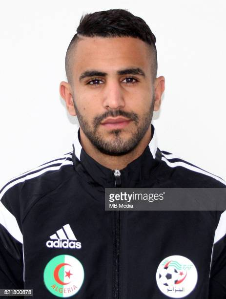 Confederation of African Football World Cup Fifa Russia 2018 Qualifier / 'nAlgeria National Team Preview Set 'nRiyad Mahrez