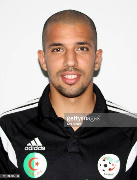 Confederation of African Football World Cup Fifa Russia 2018 Qualifier / 'nAlgeria National Team Preview Set 'nSofiane Feghouli