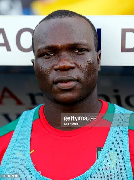 Confederation of African Football World Cup Fifa Russia 2018 Qualifier / 'nCameroon National Team Preview Set 'nVincent Aboubakar