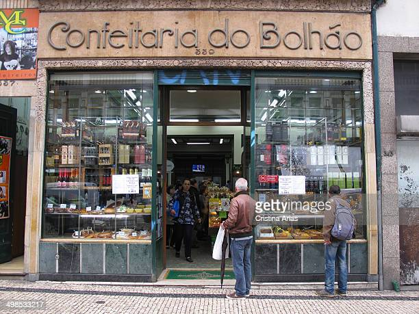 Confeitaria do Bolhao founded in 1896 is one of the traditional bakeries of Porto with a variety of breads and cakes daily own manufacture Porto...