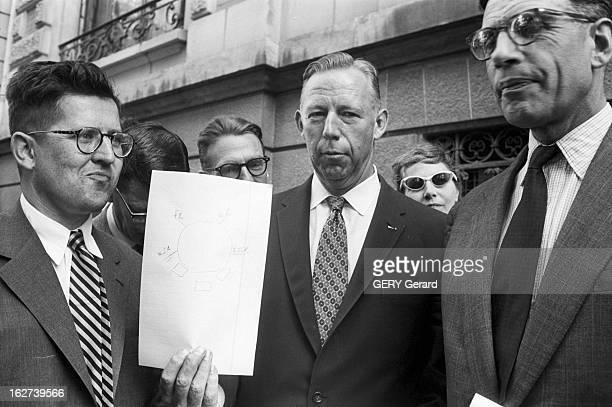 Conference Of Geneva Of 1959 Du 11mai au 20 juin 1959 à Genève se tient la Conférence de Genève réunissant les ministres des affaires étrangères des...