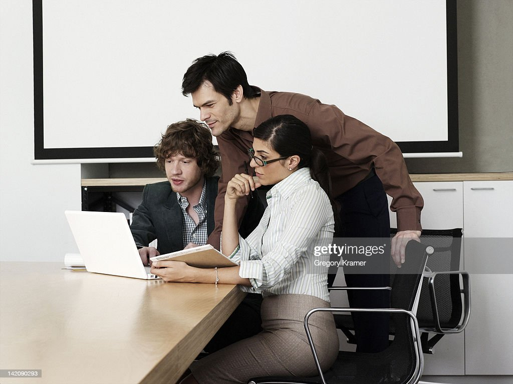 Conference room meeting : Stock Photo