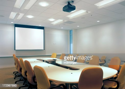Conference Room With Projector Screen Stock Photo  Getty. Boho House Decor. How To Decorate A Gray Bathroom. Hotel Room For Rent. Dining Room Fan. Glass Decorative Balls For Bowls. Living Room Ceiling Fans. Dark Gray Couch Living Room. Decorative Bed Pillows Shams