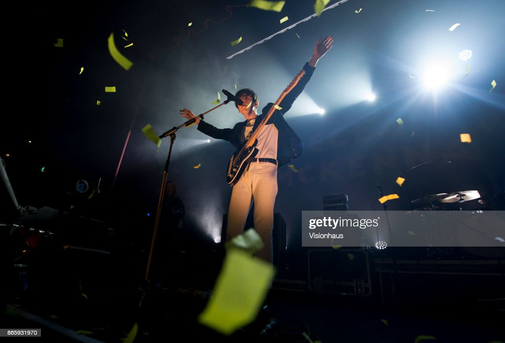 Declan McKenna Performs At The Ritz Manchester