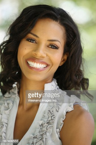 Confidence is the key of happiness : Stock Photo