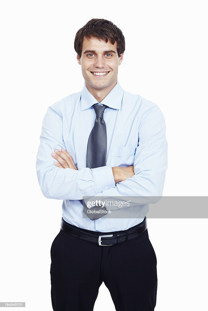 Confident business man : Stock Photo