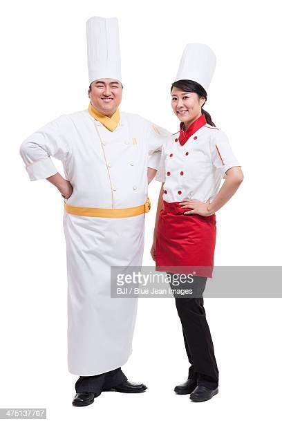 Confident cooks