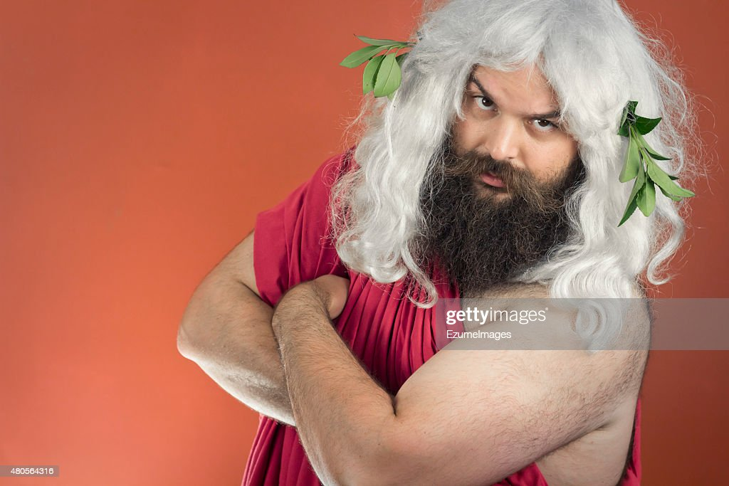 Confident God : Stock Photo