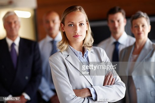 Confident in their ability : Stock Photo