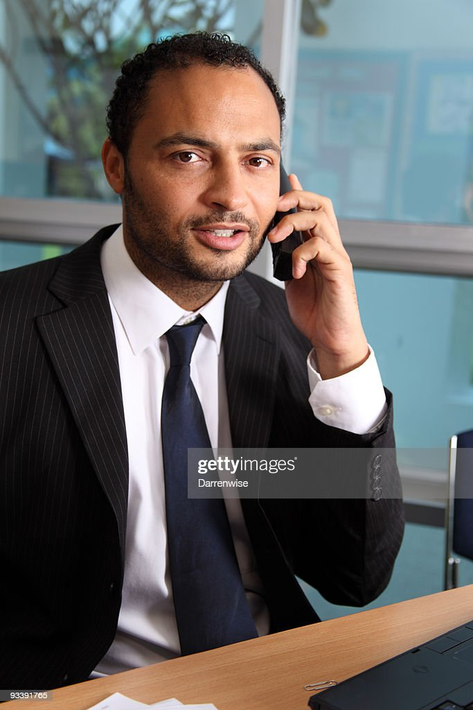 Confident Manager : Stock Photo